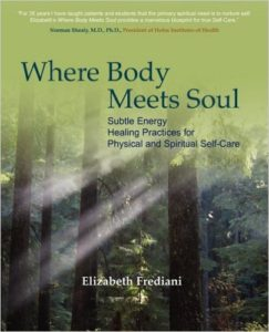 Where Body Meets Soul, Chakra Balancing, Chakra Clearing, Elizabeth Frediani